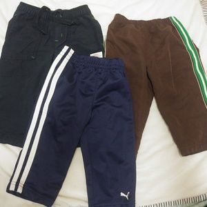 3 bundle sweat pants